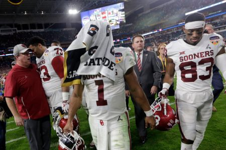 How Long Can Oklahoma Be the Bridesmaid of College Football? – The New York Times