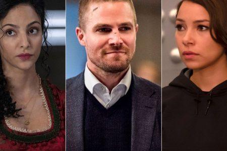 Superhero Insider: Arrow, The Flash solve major mysteries as Legends breaks time – EW.com