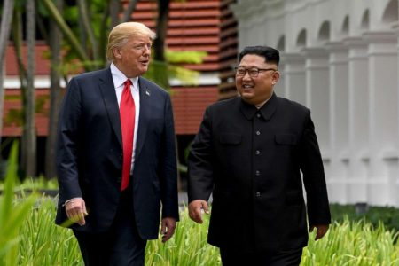 North Korea warns US over stalled nuclear negotiations – ABC News