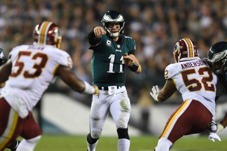 Redskins playoff hopes hinge on Sunday's Eagles game – Redskins Wire