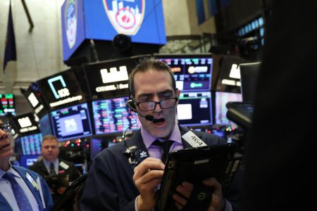 Stocks up, swinging wildly after Wall Street's biggest day in a decade – CBS News