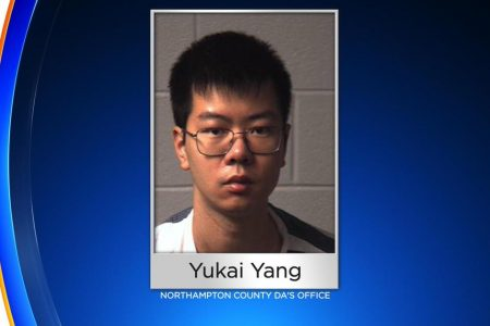 Lehigh University poisoning suspect tried to flee country, prosecutor says – CBS News