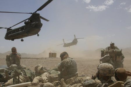 U.S. and Taliban Edge Toward Deal to End America's Longest War – The New York Times