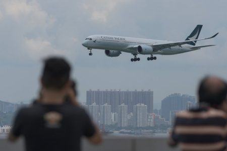 Flying Business Class for $675? It Surprised Us, Too, Cathay Pacific Says – The New York Times