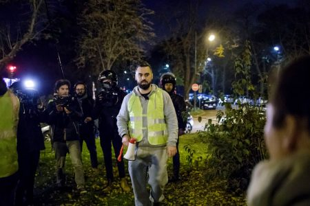 Yellow Vest Leader Is Arrested in France Amid Crackdown – The New York Times