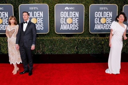 Golden Globes Red Carpet 2019 Live Updates – The New York Times