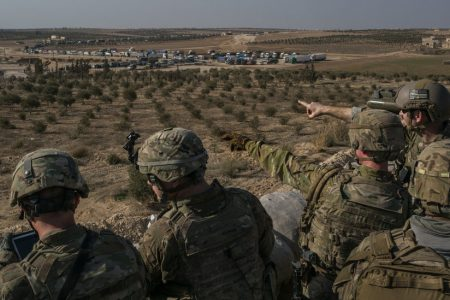 Trump's Plan to Withdraw Troops From Syria – The New York Times