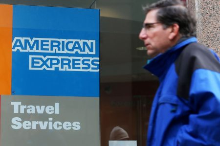 American Express drops after missing Wall Street's fourth-quarter expectations – CNBC