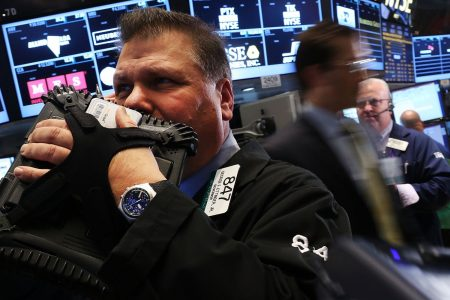 Dow is set to drop more than 200 points as earnings season kicks off – CNBC
