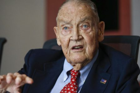 Bogle changed investing forever with index funds, but wasn't always happy about it – CNBC