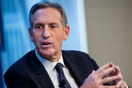 Trump: Former Starbucks CEO Howard Schultz doesn't have the 'guts' to run for president – CNBC