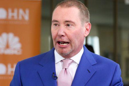 Bond King Jeffrey Gundlach says we just got 'the most recessionary signal' yet – CNBC