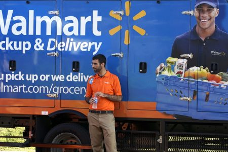 Walmart taps 4 more delivery companies to help it get groceries to homes – CNBC