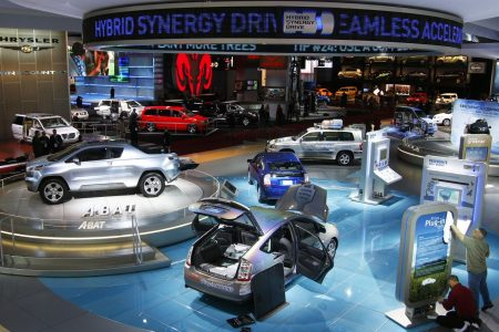 The ten hottest cars debuting at the Detroit auto show – CNBC