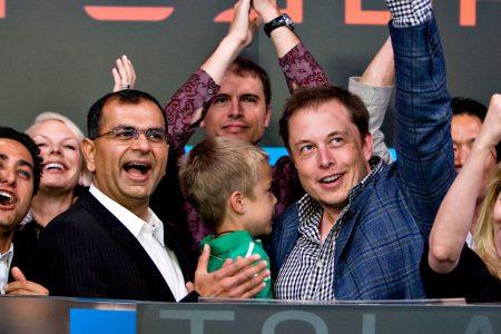 Musk says Tesla CFO Deepak Ahuja is leaving the company – CNBC