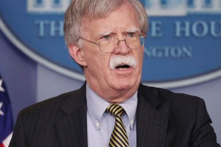 A US withdrawal from Syria won't happen without a deal to protect the Kurds, White House's John Bolton says – CNBC