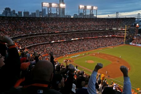 Oracle wins naming rights to the San Francisco Giants' stadium, replacing AT&T – CNBC