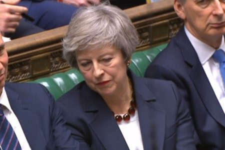 Theresa May makes last-ditch Brexit bid to win over UK lawmakers – CNBC