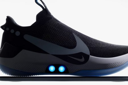 You can lace Nike's Adapt BB shoes with a smartphone app, but that's just the beginning – CNBC