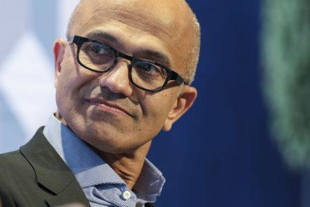 Microsoft dips slightly on revenue miss – CNBC