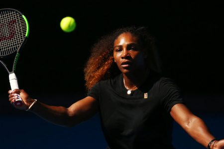 Serena Williams Is Back at Australian Open, for Tennis and So Much More – The New York Times