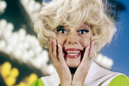 Even From Afar, Carol Channing Served Up That Broadway Wow – The New York Times