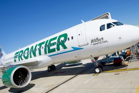 Airport water fountains shut down after passengers become ill on Frontier Airlines flight – CNN