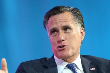 Romney says Trump hasn't 'risen to the mantle' of presidency in Washington Post op-ed – CNN
