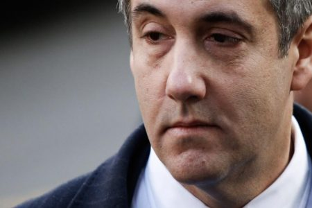 Wall Street Journal: Michael Cohen paid thousands to rig polls in Trump's favor – CNN
