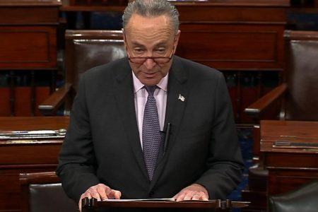 Schumer asks intel chiefs to educate Trump after 'extraordinarily inappropriate' criticism – CNN