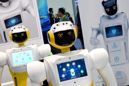 CES 2019: Friendly robots, oddball cars and a lot of artificial intelligence – CNN