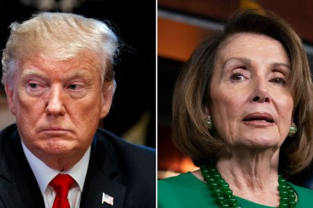 Pelosi calls Trump's border wall 'a waste of money' and 'an immorality' – CNN
