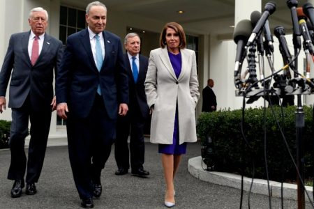 Senate Democrats considering blocking all legislation that doesn't reopen the government – CNN