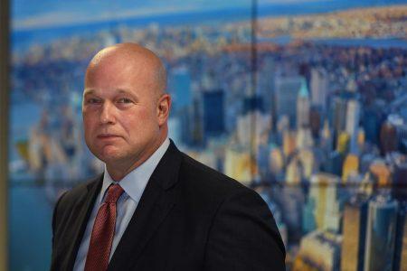 DOJ delaying Whitaker testimony before House – POLITICO