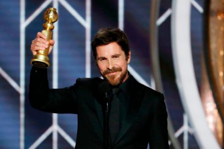 What was the deal with Christian Bale's accent at the Golden Globes? – CNN
