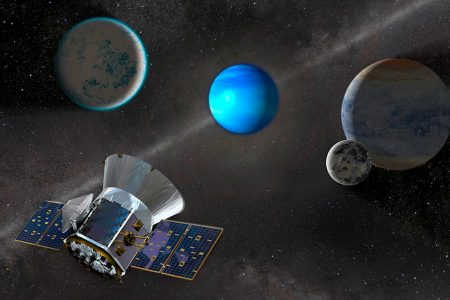 NASA's planet-hunter TESS makes first discoveries – CNN