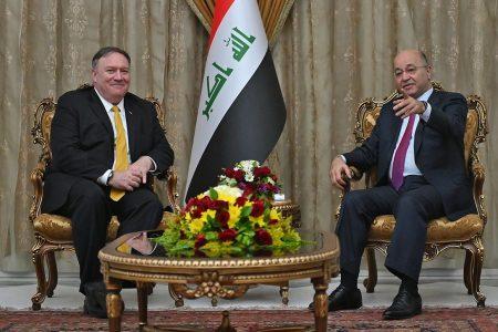 On his Mideast trip, Pompeo makes unannounced Iraq stop – POLITICO
