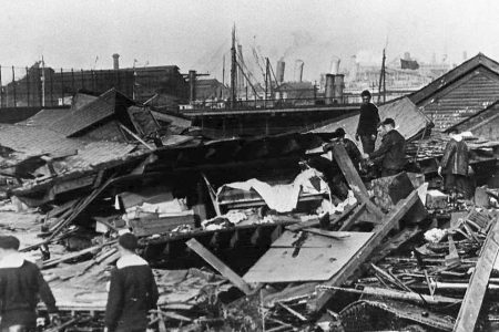 The Great Boston Molasses Flood of 1919 killed 21 after 2 million gallon tank erupted – NBC News