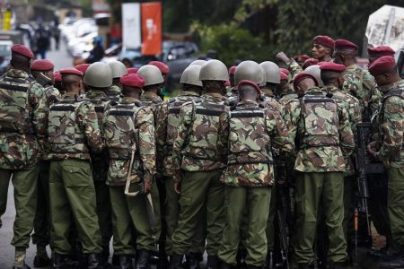 Kenya's leader says militants who attacked Nairobi hotel complex have been killed – NBC News