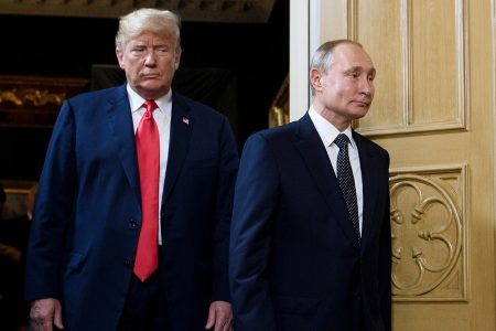 Kremlin says it's 'stupid' to think that Trump could be a Russian agent – POLITICO