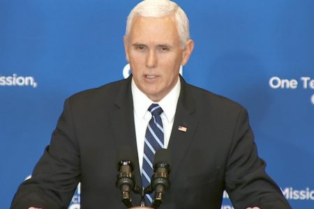 Pence declares 'ISIS has been defeated' on the same day as deadly Syria attack – CNN
