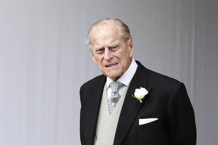 Prince Philip sends apology letter to woman injured in car accident – NBC News