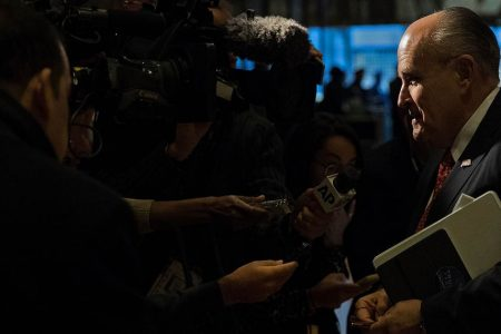 No (Trump) collusion? Rudy Giuliani's defense strategy doubles down as evidence mounts in Mueller probe – NBCNews.com