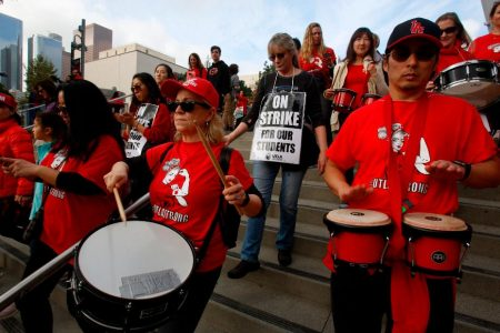 The LA teachers' strike is about to end, thanks to a tentative deal with the school district – CNN