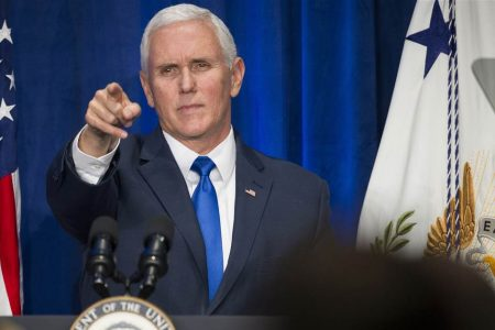 Pence slammed for quoting King to defend wall proposal – NBC News