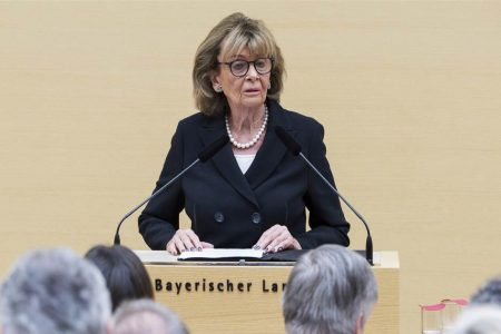 Anti-immigrant party lawmakers in Germany walk out on Holocaust survivor's speech – NBC News