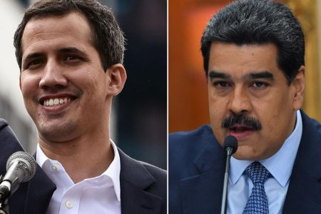 Venezuela's opposition leader warns of another massive rally as Maduro blames US for protests – CNN