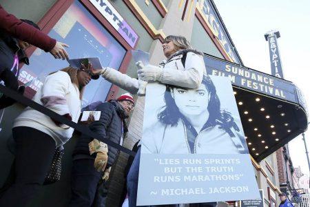 Michael Jackson accusers get solemn ovation at Sundance festival – NBCNews.com