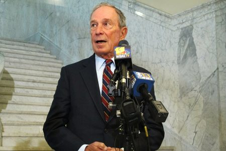 Bloomberg rips Trump: 'totally incompetent' – POLITICO