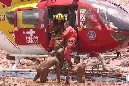Mine dam collapses in Brazil; 200 reportedly missing – CNN